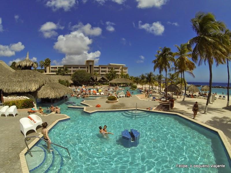 Sunscape Resort, em Curaçao