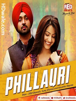 Phillauri Movie Download Free (2017) Full HD 720p 900mb