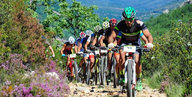 TITÁN VILLUERCAS UCI WORLD MARATHON SERIES