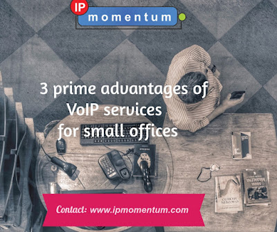 VoIP Advantages - IP Momentum