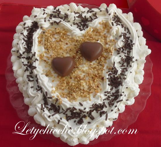 Torta San Valentino - Letychicche