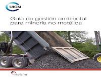gestión ambiental para la minería no metálica