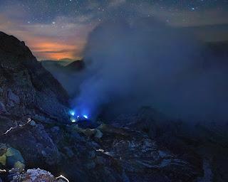 blue fire banyuwangi