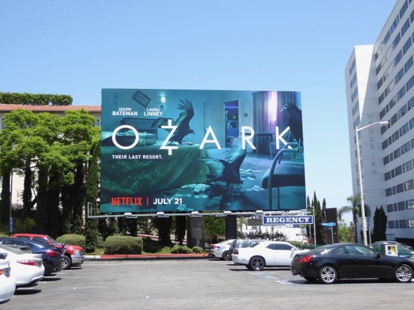 Ozark season 1 billboard