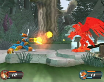 Download Digimon Rumble Arena (PC)