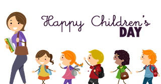 Happy Children's Day 2018