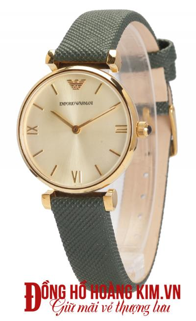 đồng hồ nữ dây da cao cấp giá rẻ