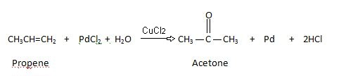 Acetone Manufacturer. By Wacker Process.