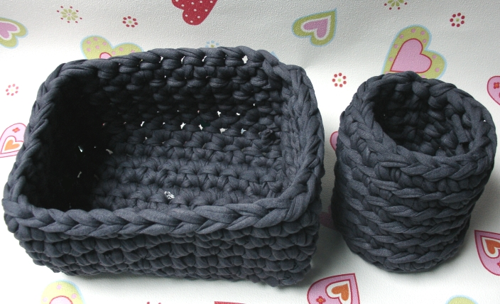 eckigen korb h keln my blog. Black Bedroom Furniture Sets. Home Design Ideas