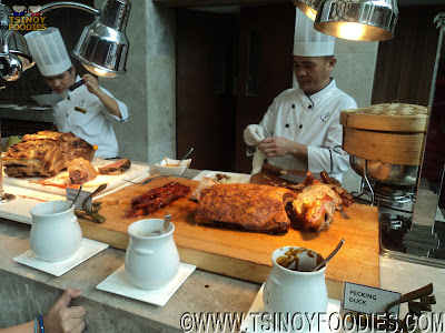roast beef peking duck