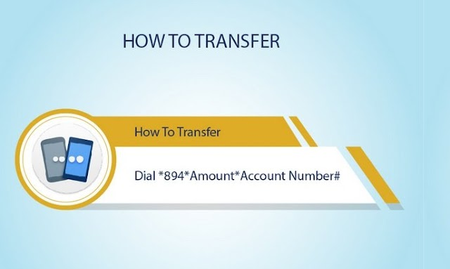 How to transfer money with Firstbank Transfer Code