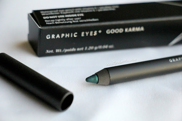 Zoeva Good karma eyeliner review