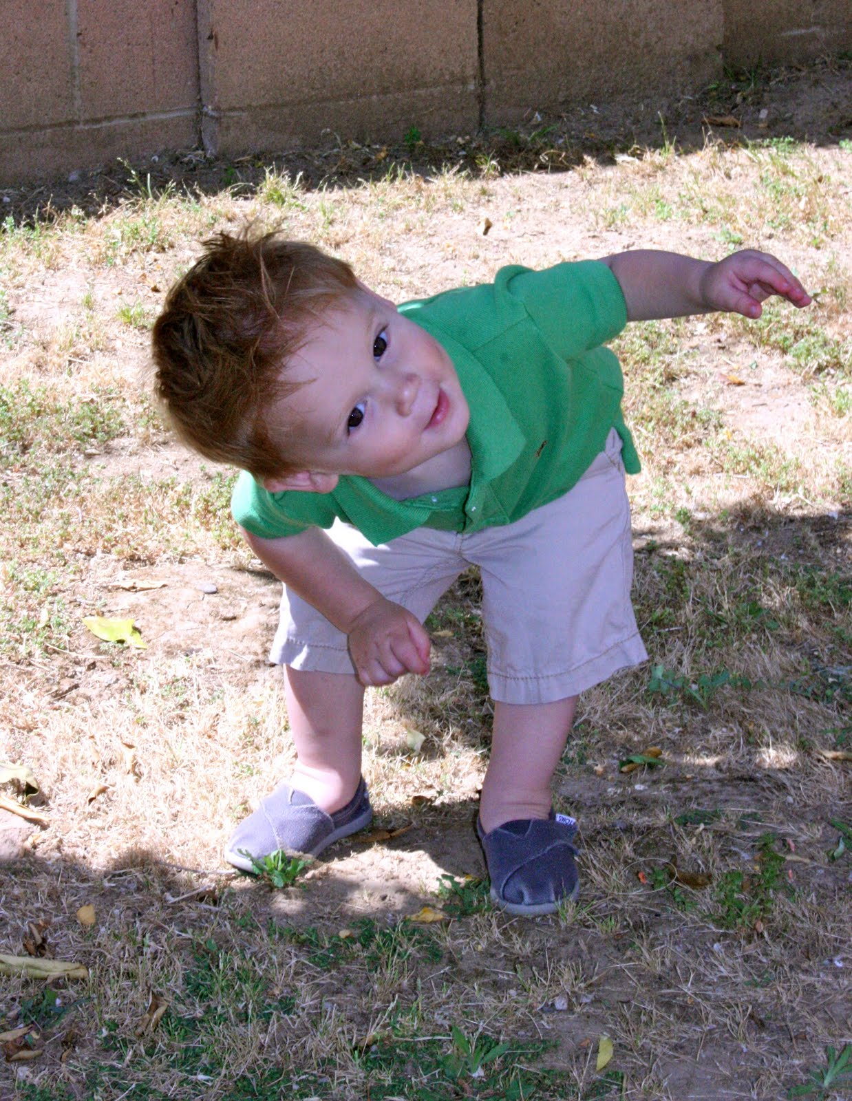 A Letter To My 18 Month Old Son