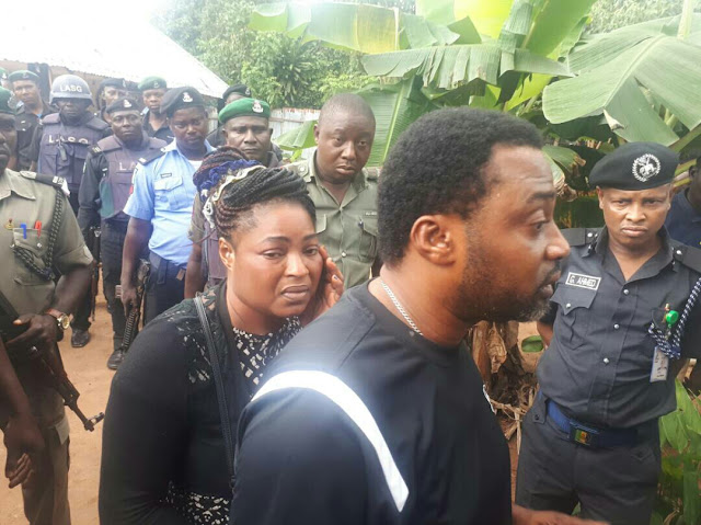 Police Rescue Couple From Ritualist Shrine In Ikorodu (PHOTOS)