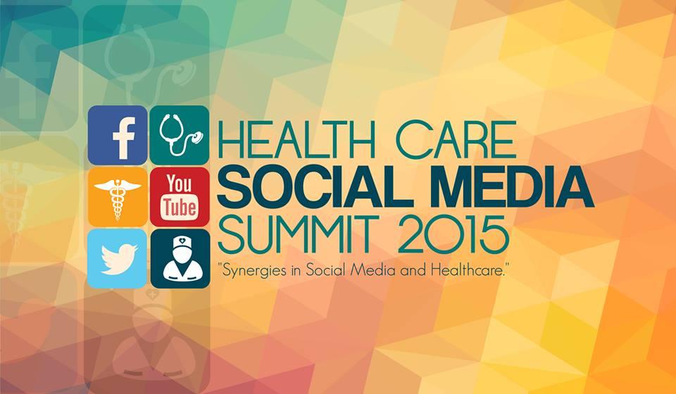 Philippines Health Care Social Media Summit 2015