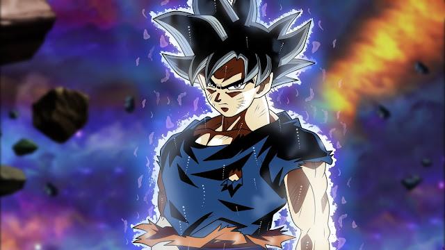 Hình nền Dragon Ball Super 'Songoku' Full HD đẹp nhất cho máy tính