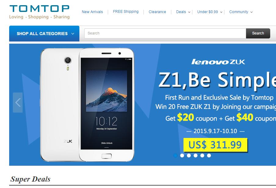 55b14313f من أفضل المواقع الصينية لبيع الهواتف الذكية عبر الأنترنت ولديه خبرة كبيرة  في مجال التسويق الإلكتروني حيث لديه أكثر من 11 سنة في هذا المجال ويتميز موقع  ...