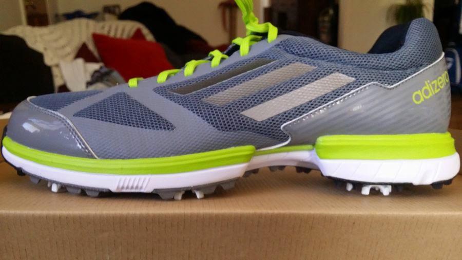 Adidas Adizero Tour Golf Shoes Banned