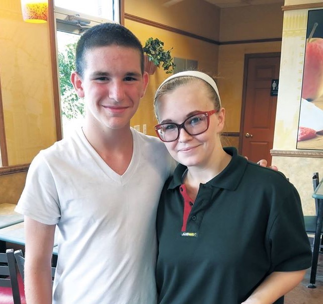 Child Saves Choking Mother By Performing Heimlich Maneuver: Local News: Boy Saved From Choking By Subway Employee