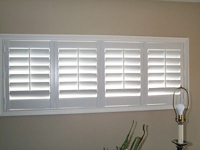 basement window covering, basement window treatments, basement window ideas