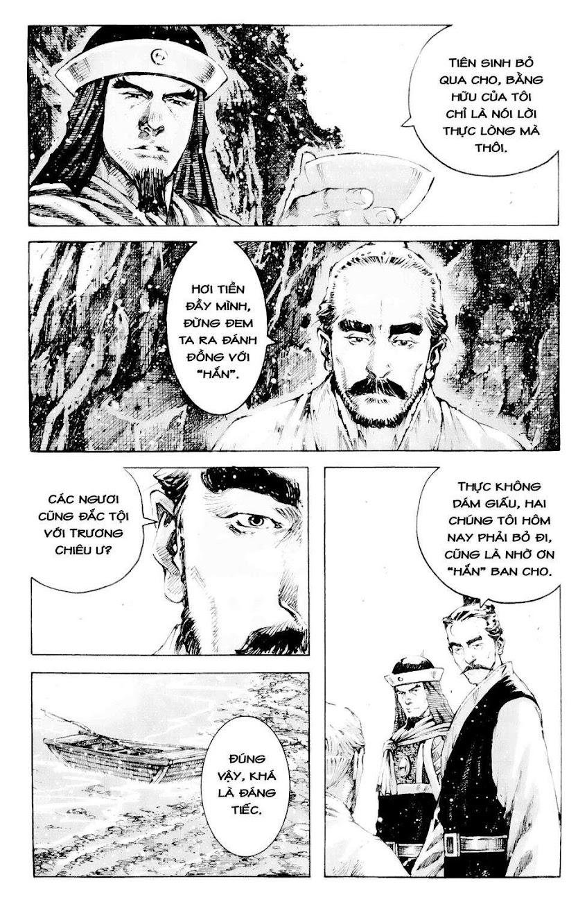 Hỏa phụng liêu nguyên Chương 403: Đệ nhất quân sư [Remake] trang 10