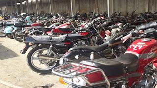 ضبط 4 أشخاص بتهمة سرقة دراجات نارية في قنا