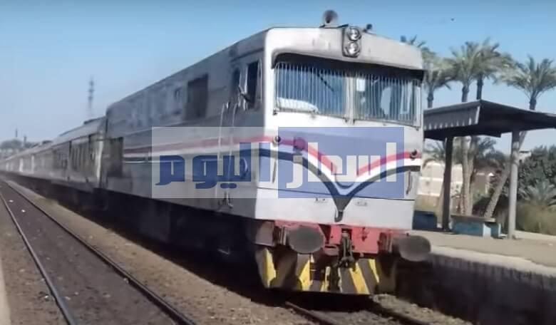 قطارات القاهرة دمياط