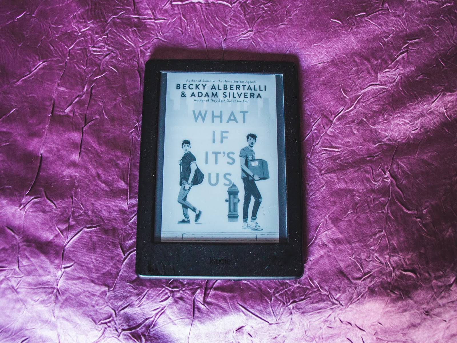 what if it's us - becky albertalli e adam silvera