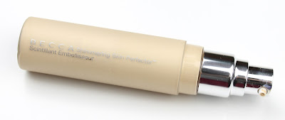 Becca Shimmering Skin Perfector Liquid Moonstone swatch review