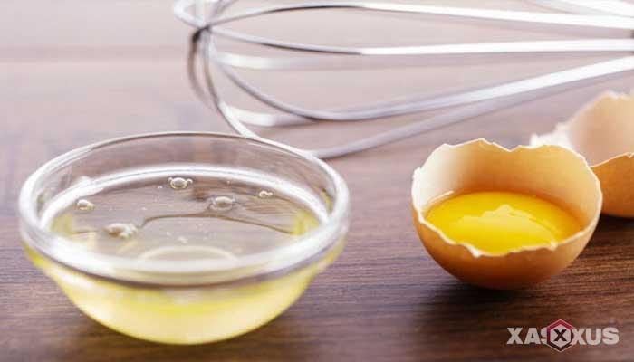 Cara membuat masker tomat dan putih telur