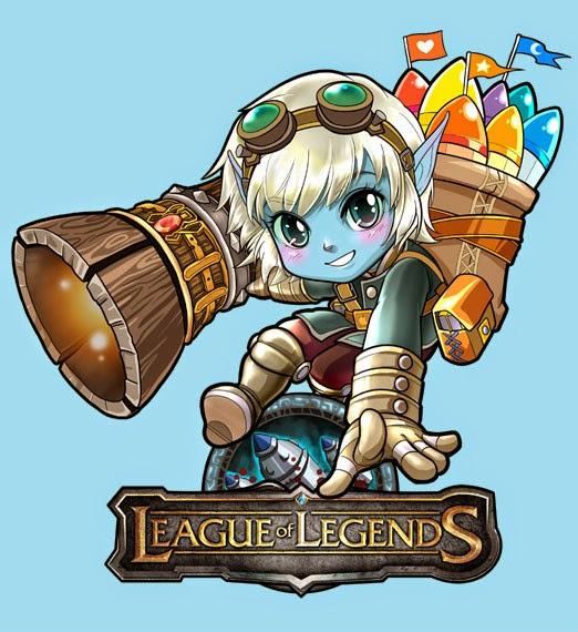 ad carry mạnh nhất game lol tristana