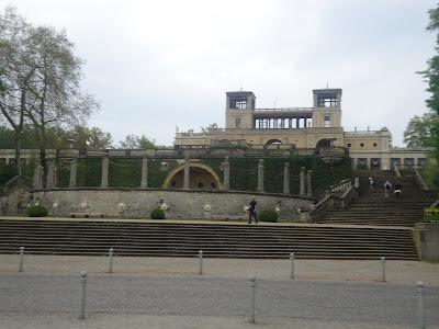 Orangery Palace Potsdam Berlin Germany Travel