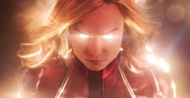 Crítica | Capitã Marvel (sem spoilers)