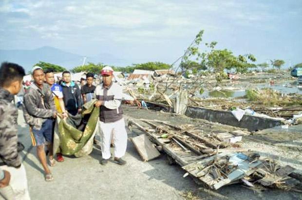Energi Gempa Sulteng Setara 200 Kali Bom Hiroshima