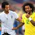 Marcelo sofre lesão nas costas e vira dúvida para duelo contra o México