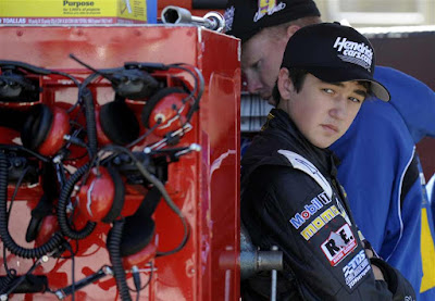 Chase Elliott - NASCAR stars who got their starts in the K&N Series
