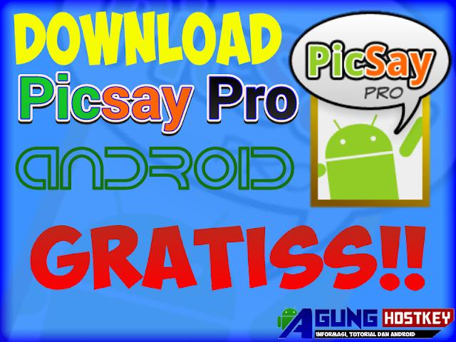 Download Aplikasi Picsay Pro Android Gratis Versi Terbaru
