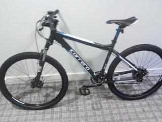Stolen Bicycle - Carrera Vengeance