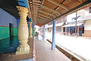 Agraharam - Brahmin community living space fast disappearing