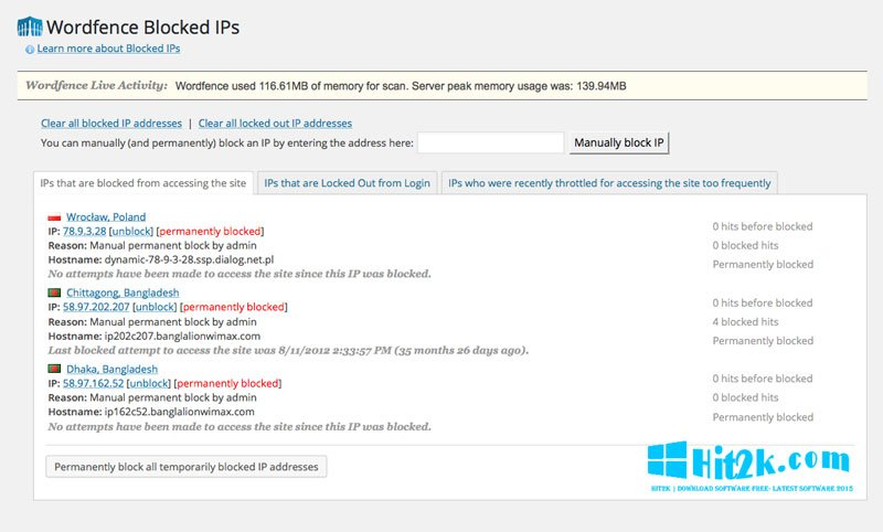 WordFence 6.1.10 WordPress security Plugin Premium License
