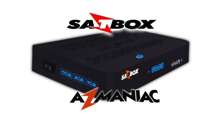 Satbox Vivo X+ Plus