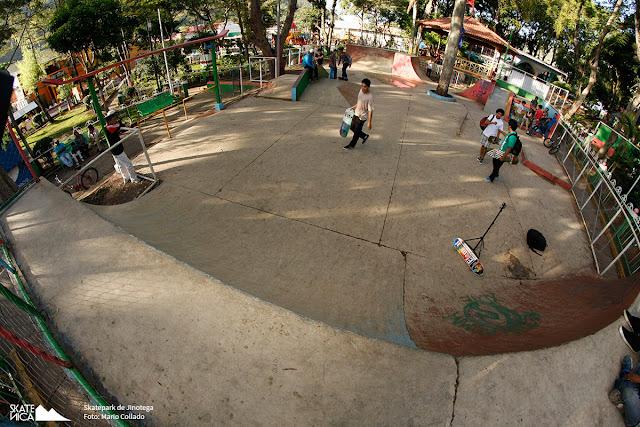 jinotega skatepark nicaragua