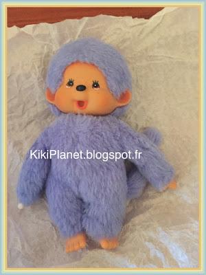 Le Kiki Le Vrai Star Bleu référence 929654, ajena, jouet vintage, le kiki de tous les kiki, kiki bleu, kiki couleur
