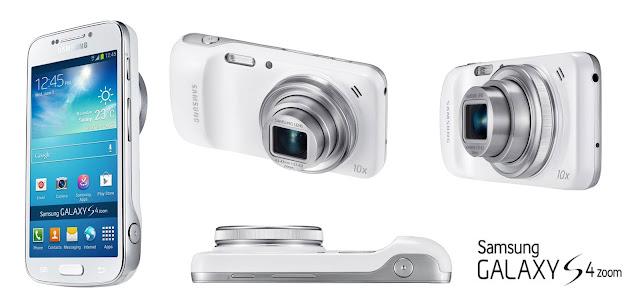 Samsung Galaxy S4 Zoom Evkur Kampanyalı