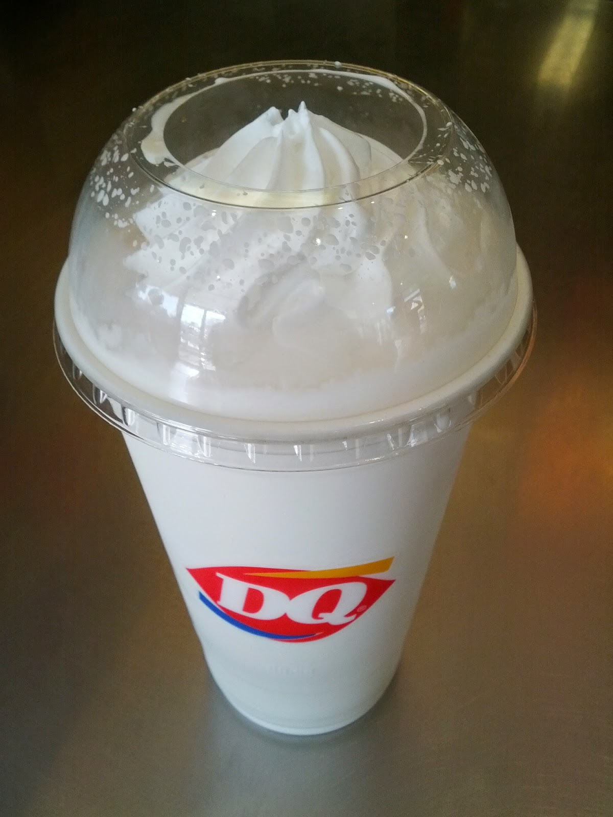 Frozen Hot Chocolate from Dairy Queen's Secret Menu Drinks ... |Dairy Queen Chocolate Shake
