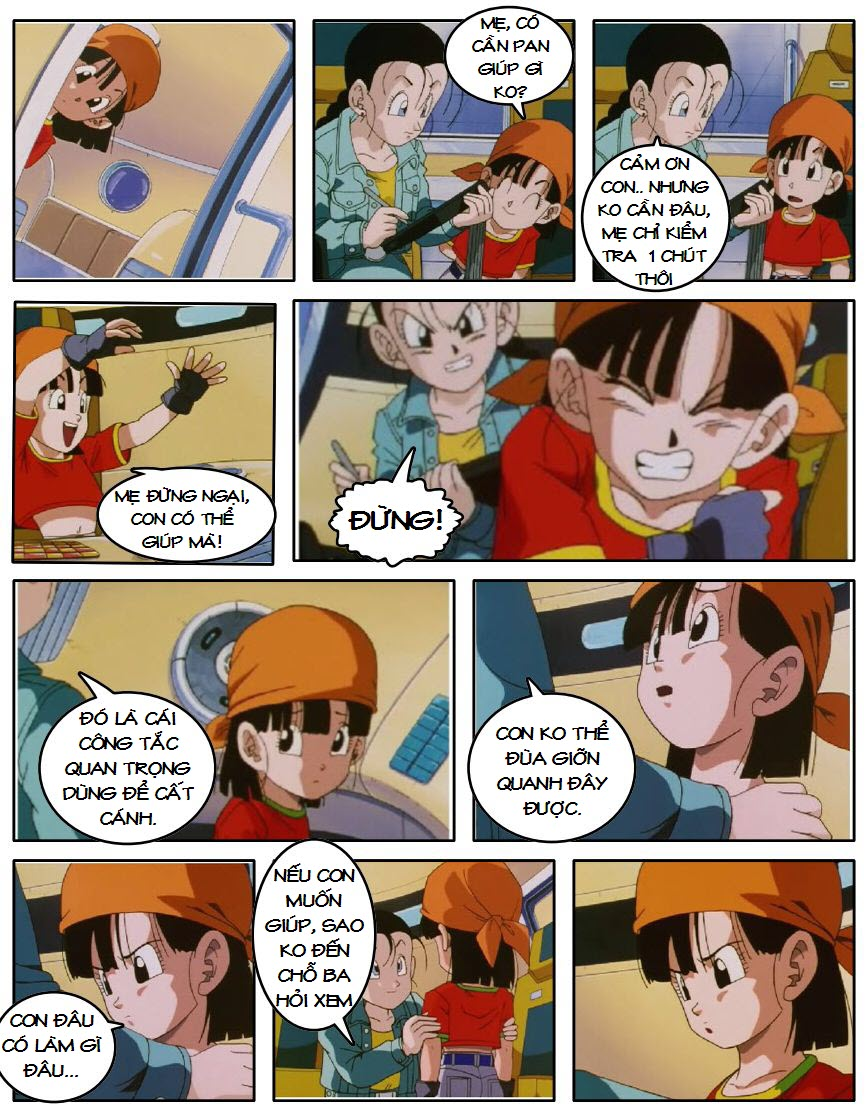 Dragon Ball GT chap 4 - Trang 17