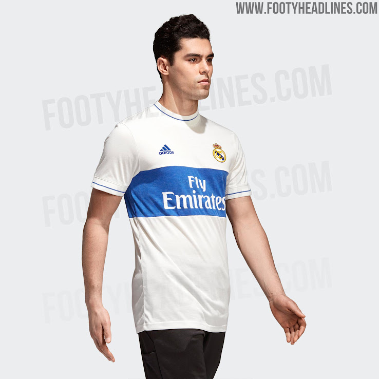 Insane Price: Adidas Real Madrid Icon Jersey Released