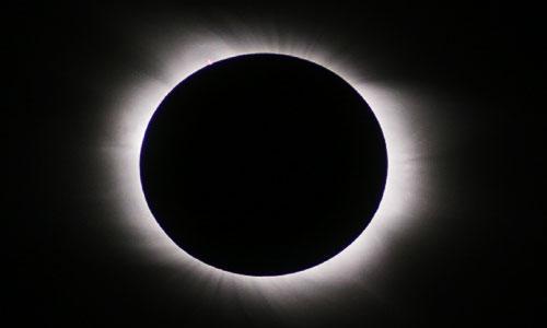 bacaan Niat Shalat Sunnah Gerhana Matahari dan Bulan
