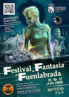 Festival de Fantasía de Fuenlabrada (FFF)