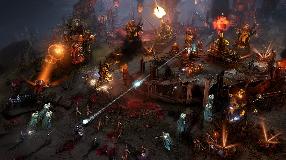 скачать Warhammer 40000 Dawn Of War 3 Rus Repack Torrent Pc img-1